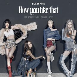 BLACKPINK SPECIAL EDITION (HOW YOU LIKE THAT)