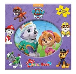 MY FIRST PUZZLE BOOK: PAW PATROL GIRLS