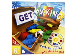 BOARD GAME GET PACKING