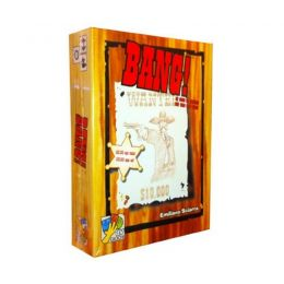 BOARD GAME BANG! THE DICE GAME