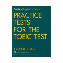 COLLINS PRACTICE TESTS FOR THE TOEIC TEST(2ED)