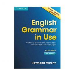 ENGLISH GRAMMAR IN USE WITH ANS(4ED.)