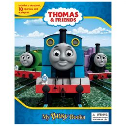 MY BUSY BOOK: THOMAS 2