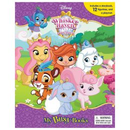 MY BUSY BOOK: DISNEY WHISKER HAVEN