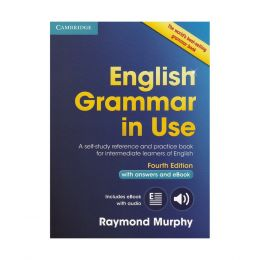 ENGLISH GRAMMAR IN USE WITH ANS&INTERACTIVE E-BOOK(4 ED.REVISED)