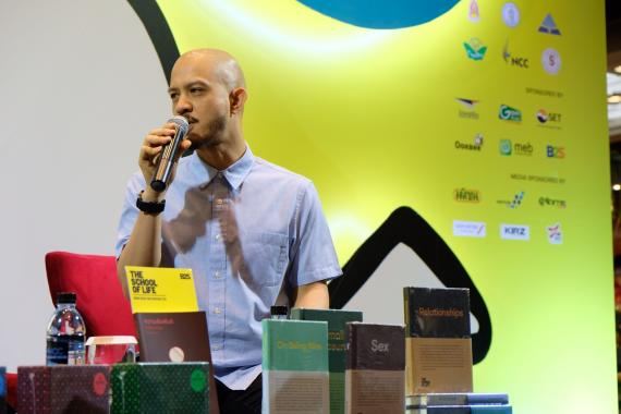พูดคุย The School of Life @Book Fair 46